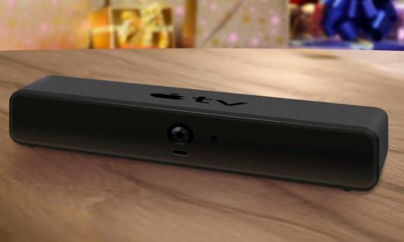 BrightcoveによるApple TVコンセプト画像