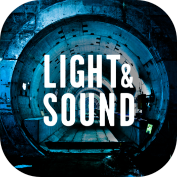LIGHT AND SOUND アイコン