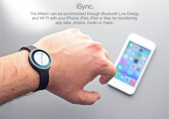iPhoneとはBluetoothとWi-Fiでのデータ通信が可能