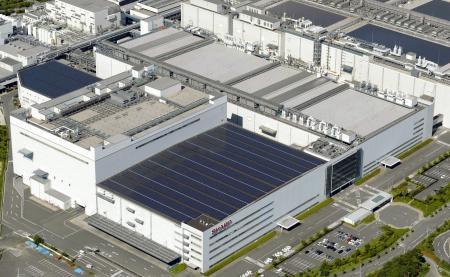 亀山第1工場