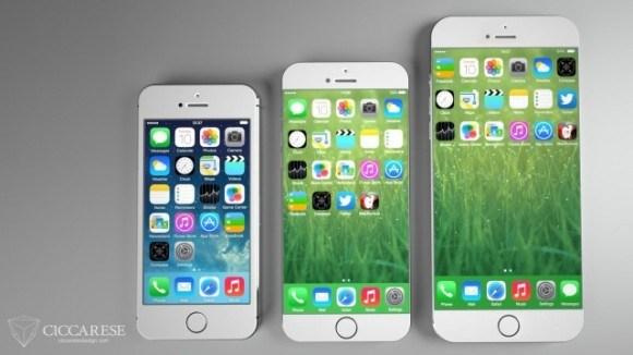 iPhone6の頭脳、A8はクアッドコアに!