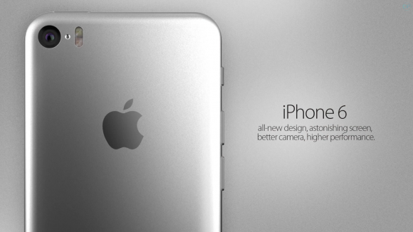 iPhone6コンセプトデザイン