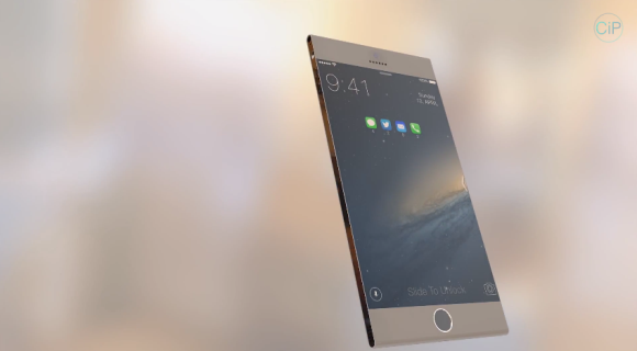 「iPhone6 Pro」のコンセプト3D動画