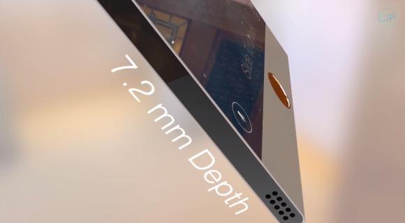 iPhone6Proは厚さ7.2mm