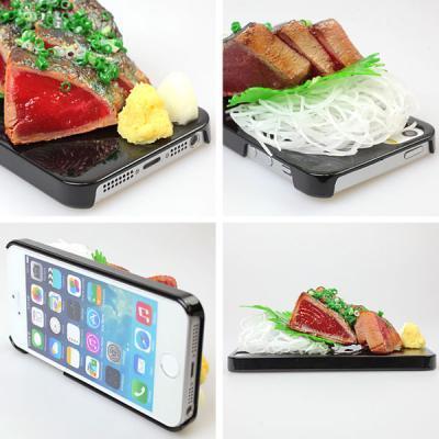 iPhoneケース 食品