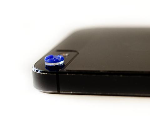 iPhone マイクロレンズ