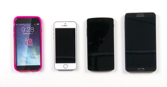 iPhone6ケース比較