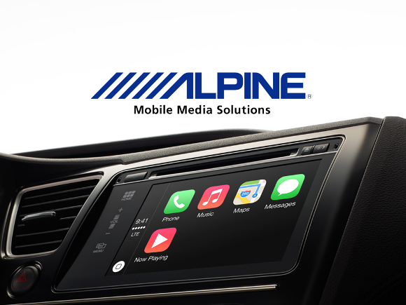 Alpine-carplay