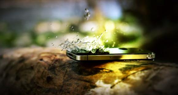 iPhone 防水 ナノスプレー