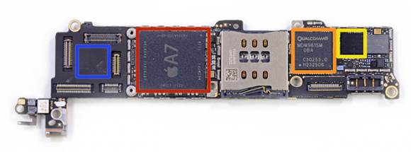 iPhone5s-mainboard