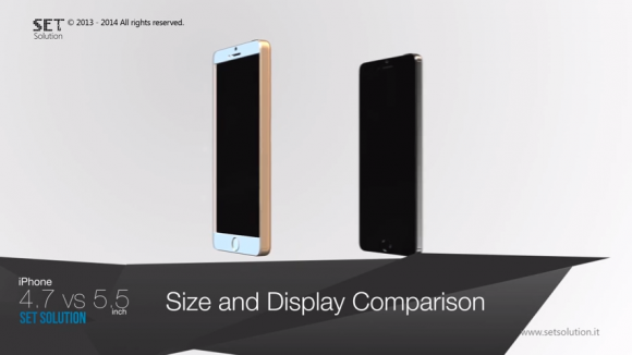 iPhone6-4.7vs5.5inch