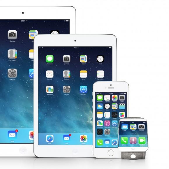 iOSデバイス比較