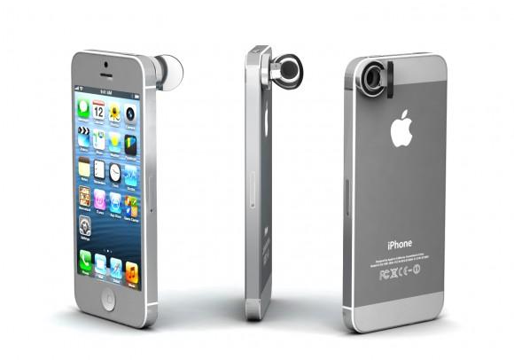 Peek-I with iPhone