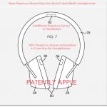 アップルのヘッドホン関連新特許