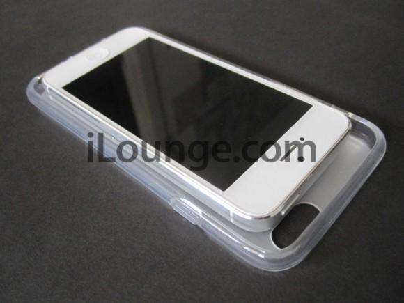 iPhone6用ケースとiPhone5