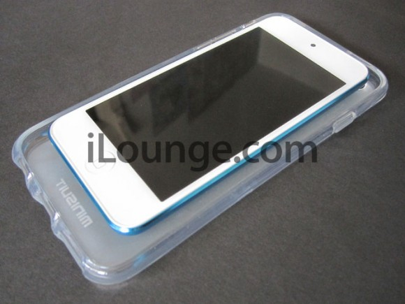 iPhone6用ケースとiPod touch