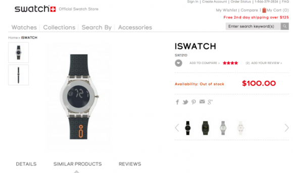ISWATCH