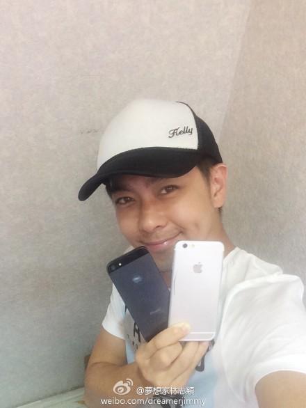 iPhone6リーク写真