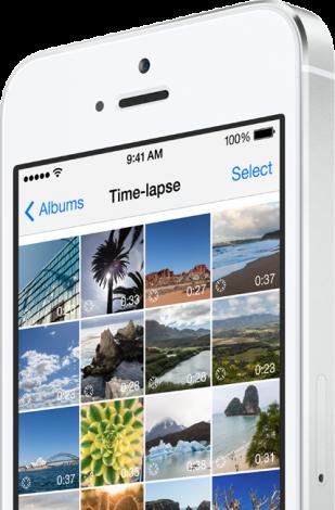iOS8 タイムラプス撮影