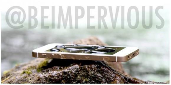 iPhone防水スプレー
