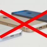 中国 iPhone 使用禁止