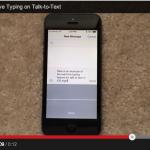 iOS8で搭載される『Talk to Text』