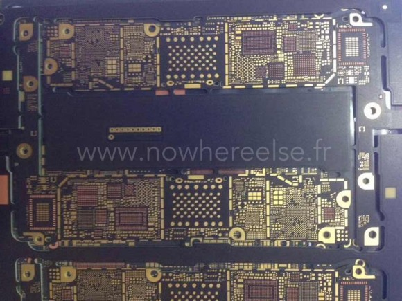 iPhone6プリント基板