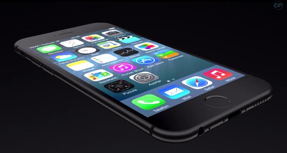 iPhone6最終予想デザイン