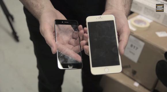 iPhone6のサファイアガラスは狩猟用の矢に耐えられるのか?