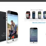 iPhone6とiWatch発売通知ふうフィッシングメール