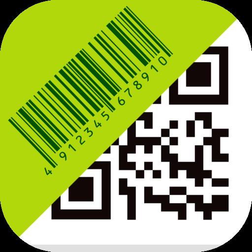 QRコード・JANコード読取り便利アプリ!無料携帯電話スキャナー