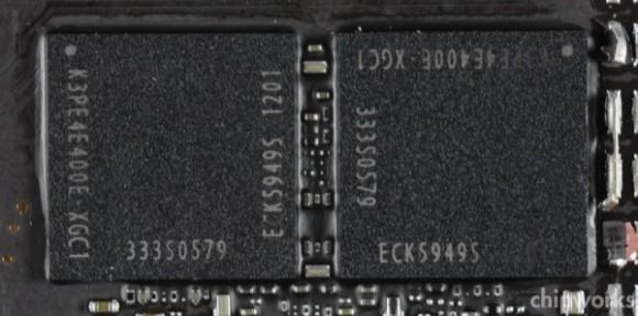 iPhone6 DRAM 価格