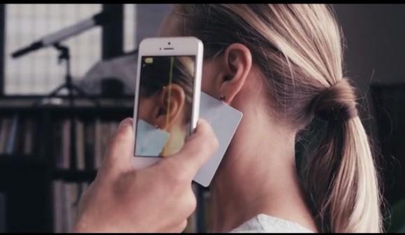 iPhone イヤホン
