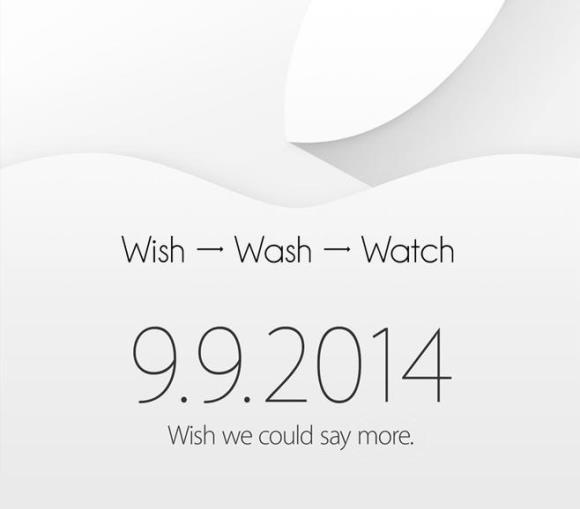 8.「WishはWatchと音が似ている→Apple Watchの発表」説