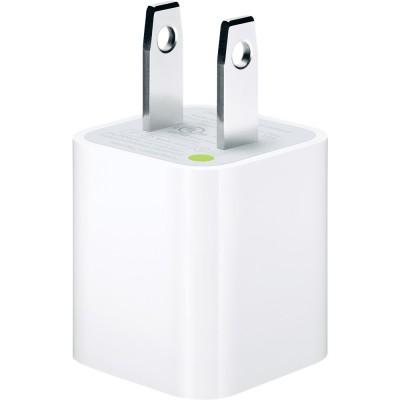 iPhone標準USB電源アダプタ