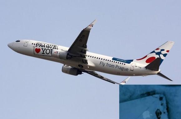 飛行機内でiPhone5が突然炎上する事故が発生