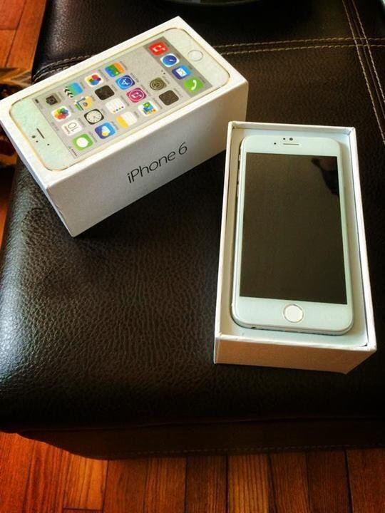 iPhone6の市販用外箱と本体のリーク画像が登場!