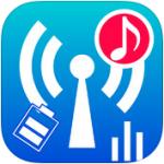通信モニタアプリ