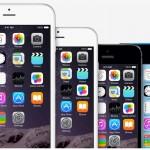 iPhone6 スペック比較