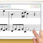 楽譜作成アプリ