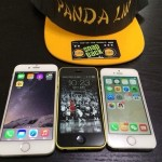 iPhone6 実機 比較