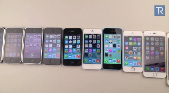 【もったいない!】歴代iPhoneの落下テストを行う動画が公開 ...