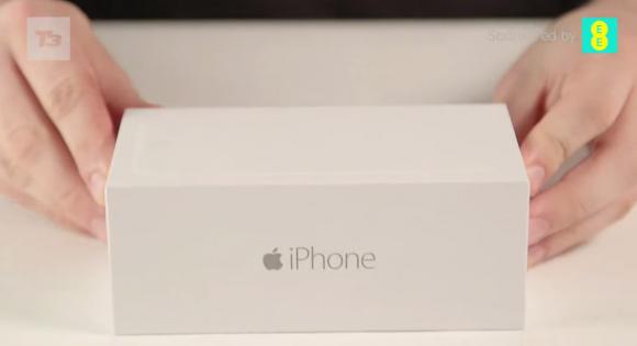 iPhone6 開封動画