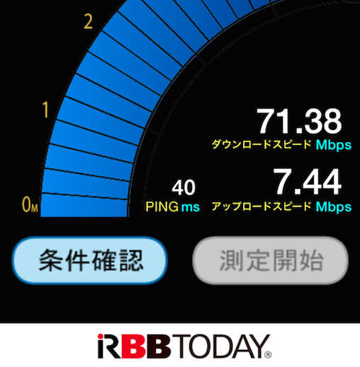71Mbps