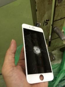 iPhone6 衝撃 テスト