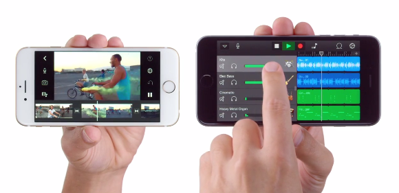 "iPhone6 AD ""Duo"""