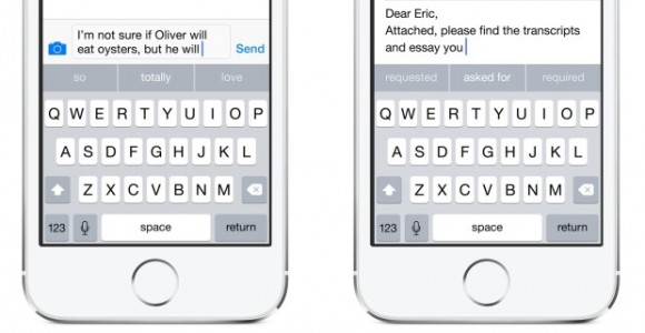iOS8_QuickType