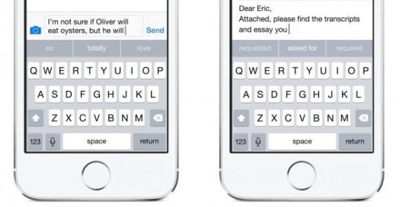 iOS8_QuickType