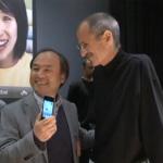 iPhone4発表の時の孫社長