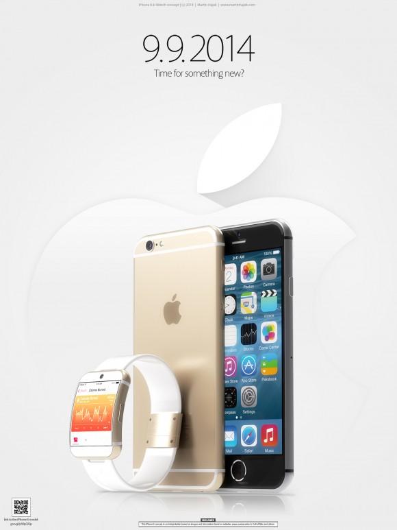 Apple Watch&iPhone6